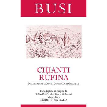 Busi Chianti Rufina 2017<br /> Tuscany, Italy