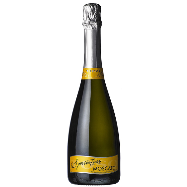Toso Moscato Dolce<br /> Piemonte, Italy