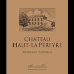 Chateau Haut-Le Pereyre Bordeaux Superieur Rouge 2018<br /> Bordeaux, France