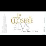 La Closerie Des Lys Rouge 2016<br /> Languedoc, France