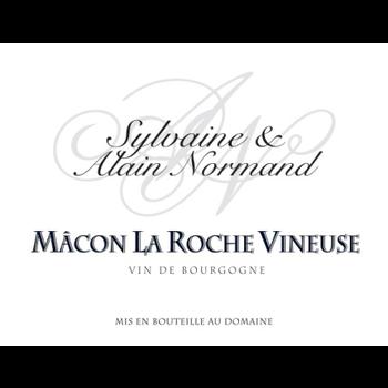 Domaine Alain Normand Macon La Roche Vineuse 2017<br /> Burgundy, France