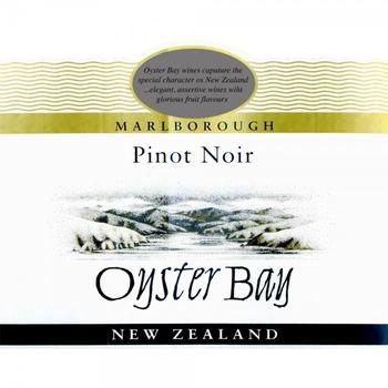 Oyster Bay Oyster Bay Pinot Noir 2018<br /> Marlborough, New Zealand