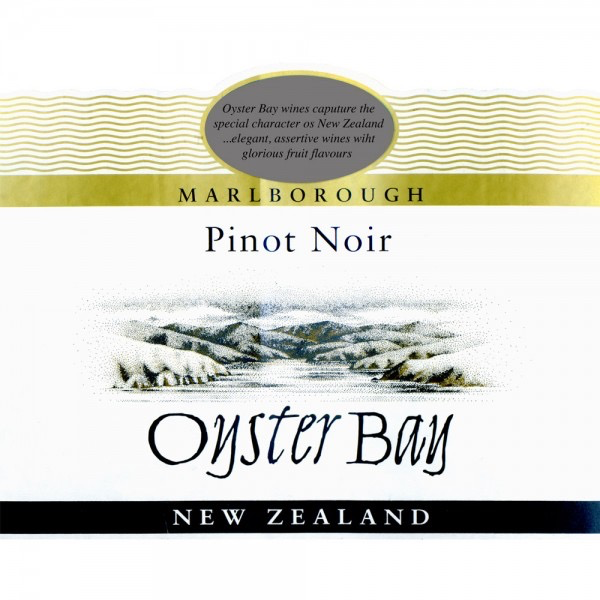 Oyster Bay Oyster Bay Pinot Noir 2017<br /> Marlborough, New Zealand