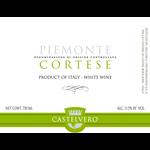 Castelvero Cortese Piemonte 2017<br /> Piedmont, Italy