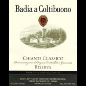 Badia Coltibuono Badia a Coltibuono Chianti Classico Riserva 2013<br />Tuscany, Italy