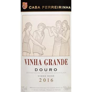Ferreira Casa Ferreirinha Vinha Grande 2016<br /> Douro, Portugal
