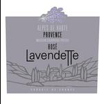 Lavendette Alpes de Haute Provence Rose 2018<br /> Provence, France
