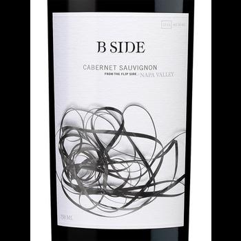 B Side B Side Cabernet Sauvignon 2017 Napa Valley, California
