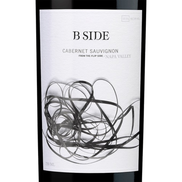B Side B Side Cabernet Sauvignon 2016 Napa Valley, California