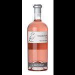 J.Mourat Collection Val de Loire Rose 2018<br /> Loire, France<br /> Organic