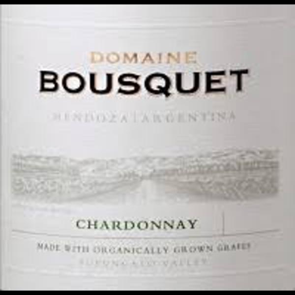 Jean Bousquet Chardonnay 2018<br /> Mendoza, Argentina