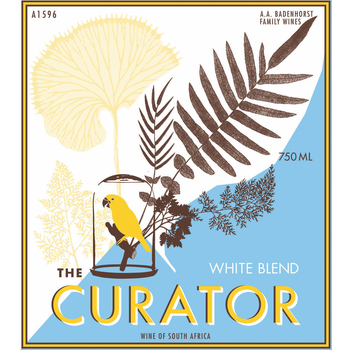 Badenhorst The Curator White Blend SA 2017