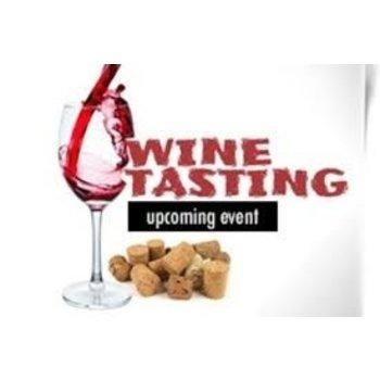 WEBSTORE Tasting/Event Sign-Up
