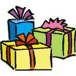 Gift Wrap 2 Bottle Gift Wrap