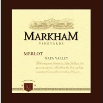 Markham Markham Merlot 2015<br />Napa, California
