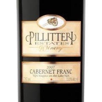 Pillitteri Pillitteri Cabernet Franc 2015 Canada