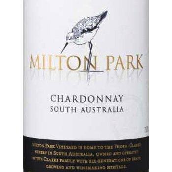 Milton Park Milton Park Unoaked-Chardonnay-2014  South Australia