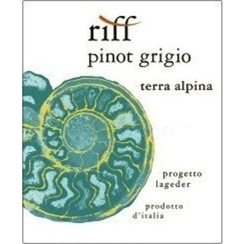 Riff Riff Pinot Grigio 2018<br />Italy