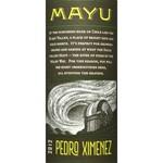 Vina Mayu Vina Mayu Pedro Ximenez 2017<br />Elqui Valley, Chile