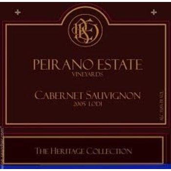 Peirano Estate Cabernet Sauvignon 2014 <br /> Lodi, California