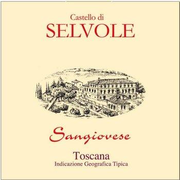 Castello di Selvole Castello di Selvole Sangiovese 2011  <br /> Tuscany, Italy