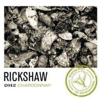Rickshaw Rickshaw Chardonnay 2015