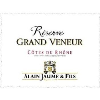 Alain Jaume Alain Jaume & Fils Reserve Grand Veneur Cote-Du-Rhone Blanc 2016<br />Rhone, France