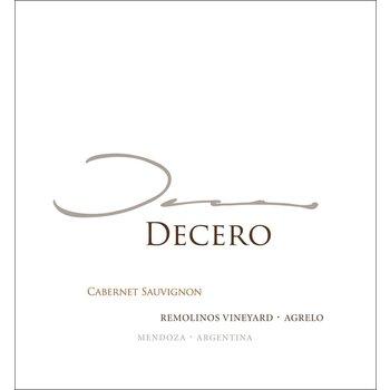 Decero Decero Cabernet Sauvignon 2014 Argentina