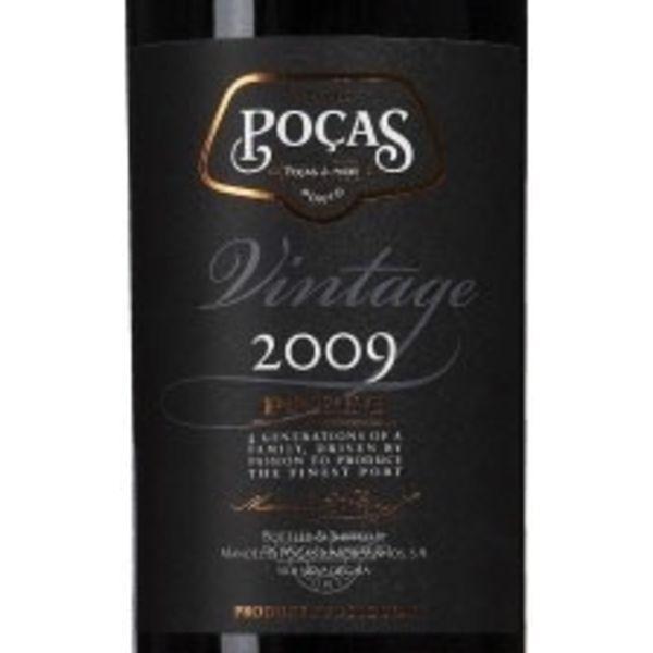 Pocas Pocas Vintage Ruby Porto 2009<br /> 95pts-WS, 91pts-WE