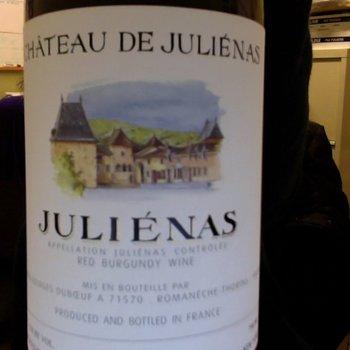 Duboeuf Georges Duboeuf Ch. De Julienas-Julienas  2014  Beaujolais-France-90pts-WA