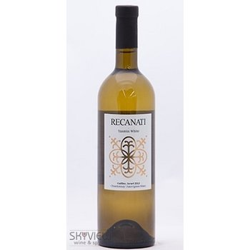 Recanati Recanati Yasmin White Chardonnay Sauvignon Blanc 2015   <br /> Galilee, Israel
