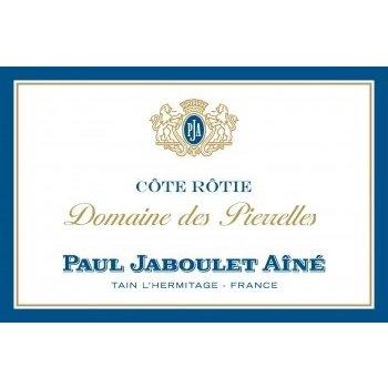 Jaboulet Aine Paul Jaboulet Aine Domaine des-Pierrelles Cote Rotie 2013   Rhone-France  90pts-RP