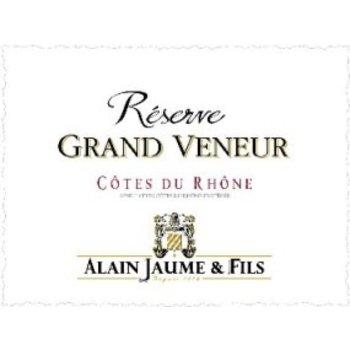 Alain Jaume Alain Jaume & Fils Reserve Grand Veneur Côtes du Rhône Rouge 2016   <br /> Rhone, France