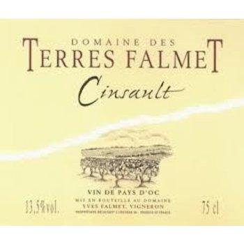 Dm Terres Falmet Domaine des Terres Falmet-Cinsault 2015  Languedoc, France