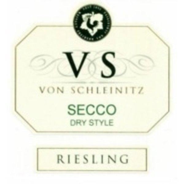 Von Schleinitz Von Schleinitz Riesling Secco 2015<br />Germany