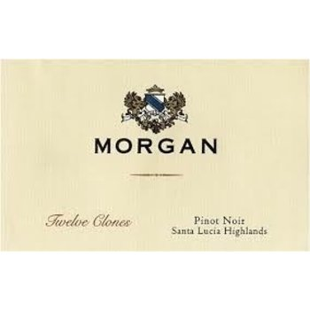Morgan Morgan Twelve Clones Pinot Noir 2016<br />