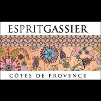 Gassier Esprit GassierCotes de Provence 2018<br /> Provence, France