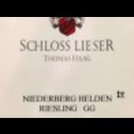 Thomas Haag schloss Lieser Niederberg Helden Riesling Spatlese 2017