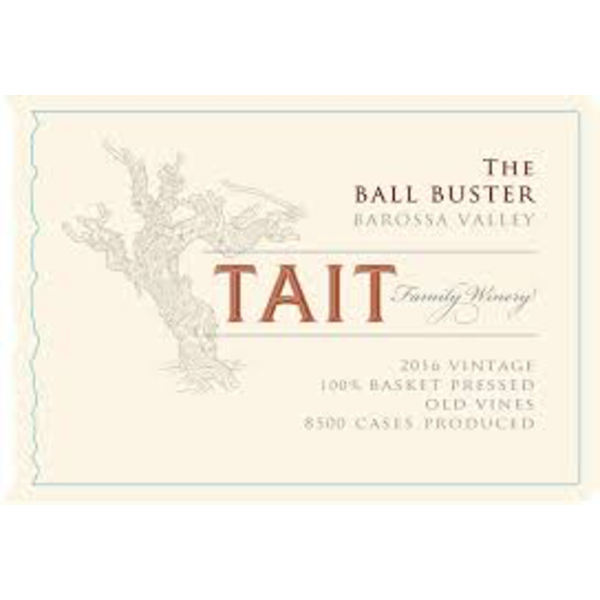 Tait Ball Buster Red 2015<br /> Barossa Valley, Australia<br /> 91pts-WS, 90pts-WA