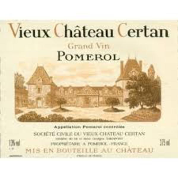 Vieux Chateau Certan Pomerol 2015 <br /> JS JD 100, WE 99, RP 98, D WS 97