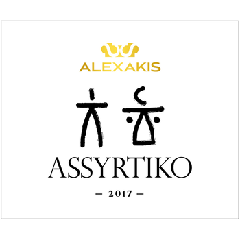 Alexakis-Assyrtiko Crete 2019