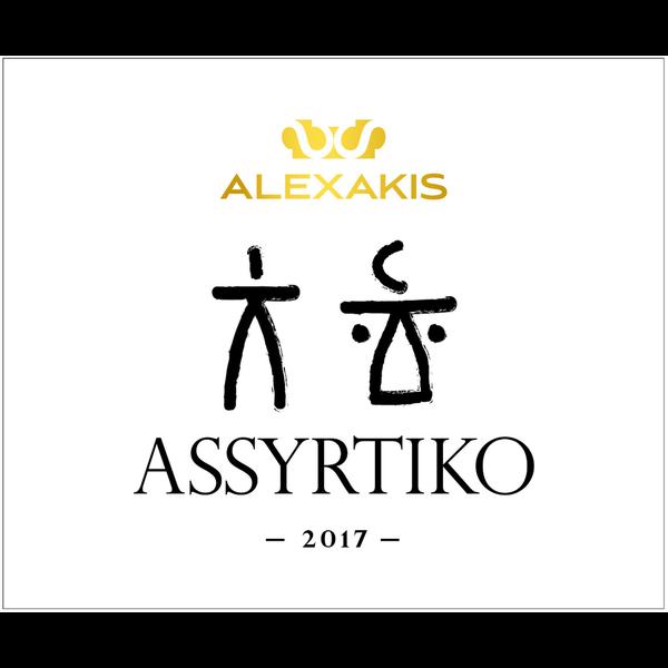 Alexakis-Assyrtiko Crete 2018