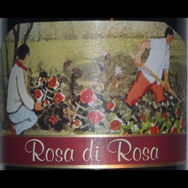 Casali Rosa di Rosa Sparkling Red Wine<br /> Emilia-Romagna, Italy