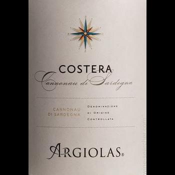 Argiolas Argiolas Costera 2016<br />Sardenia, Italy