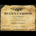 """Patrick Bottex """"La Cueille"""" Bugey Cerdon Rose NV<br /> Bugey, France<br />90pts-WA"""