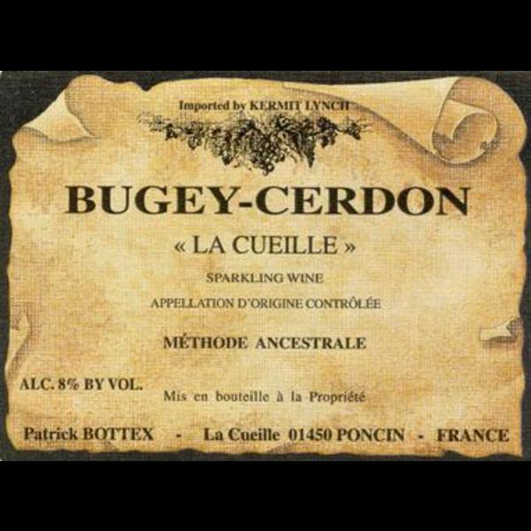 """Patrick Bottex """"La Cueille"""" Bugey Cerdon Rosé NV<br /> Bugey, France<br />90pts-WA"""