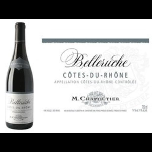 Chapoutier Chapoutier Belleruch Cote-Du-Rhone 2017   <br /> Rhone, France