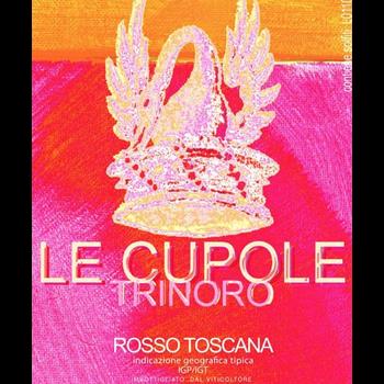 Le Cupole Tenuta di Trinoro Le Cupole Toscana Rosso 2018<br /> Tuscany, Italy