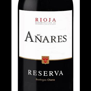 "Bodegas Olarra ""Anares"" Reserva Rioja 2012<br /> Rioja, Spain"