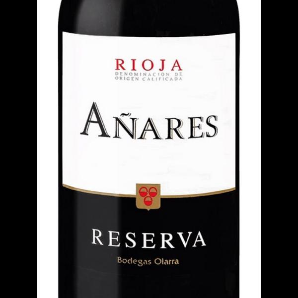 "Bodegas Olarra ""Anares"" Reserva Rioja 2015<br /> Rioja, Spain<br /> 90pts-WE"